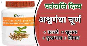 ashwagandha churna benefits in hindi