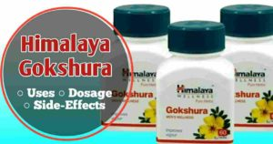 Himalaya Gokshura Uses,Dosage,Side-effects,Price,