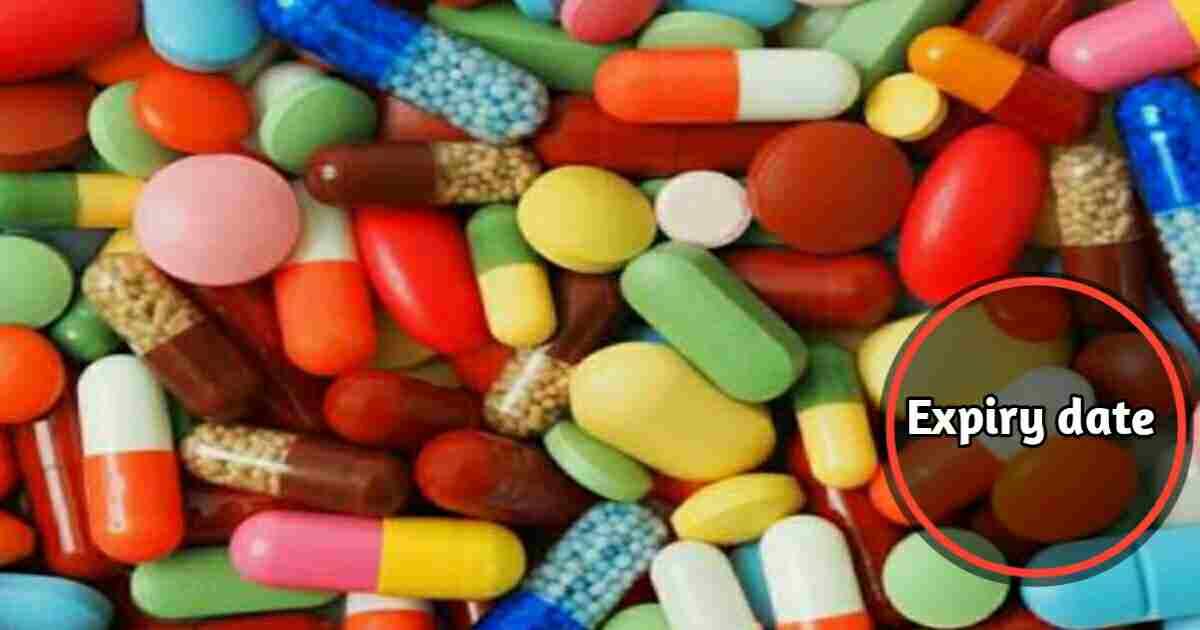 expiry date of medicine