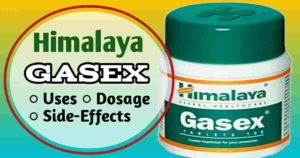 Gasex tablet-Uses,Dosage,Price,Side-effects,Ingredients.