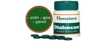 Diabecon tablet