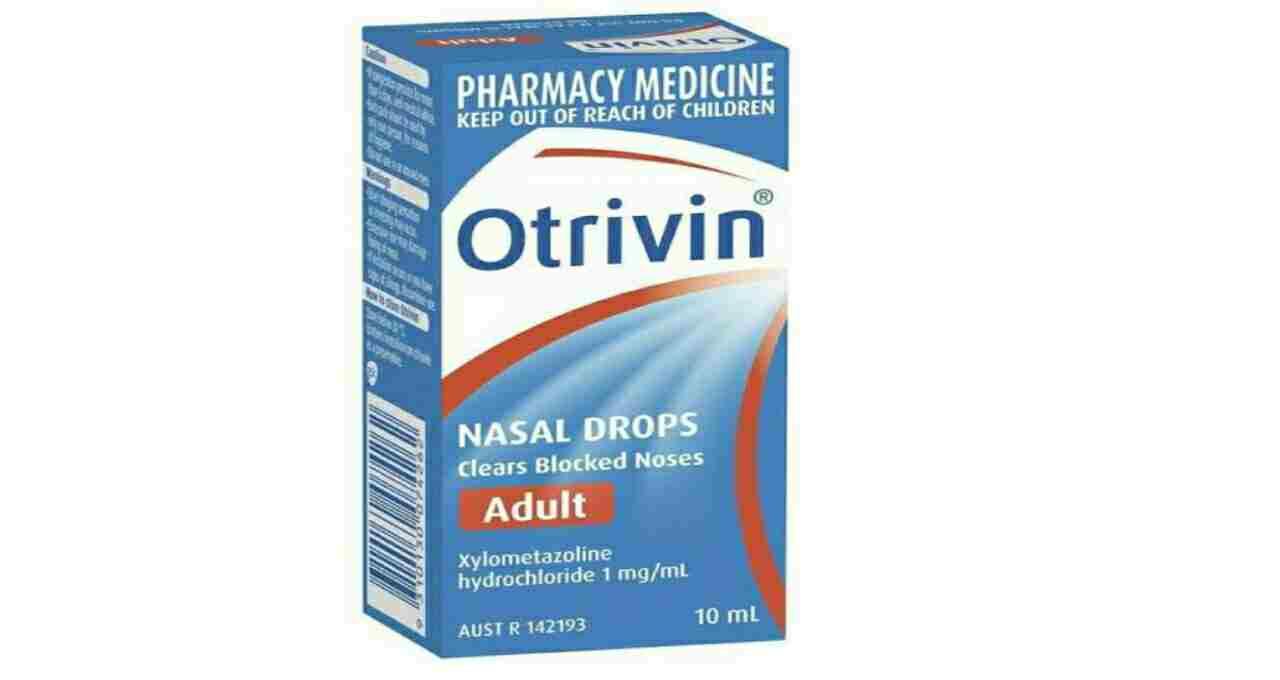 otrivin nasal drops