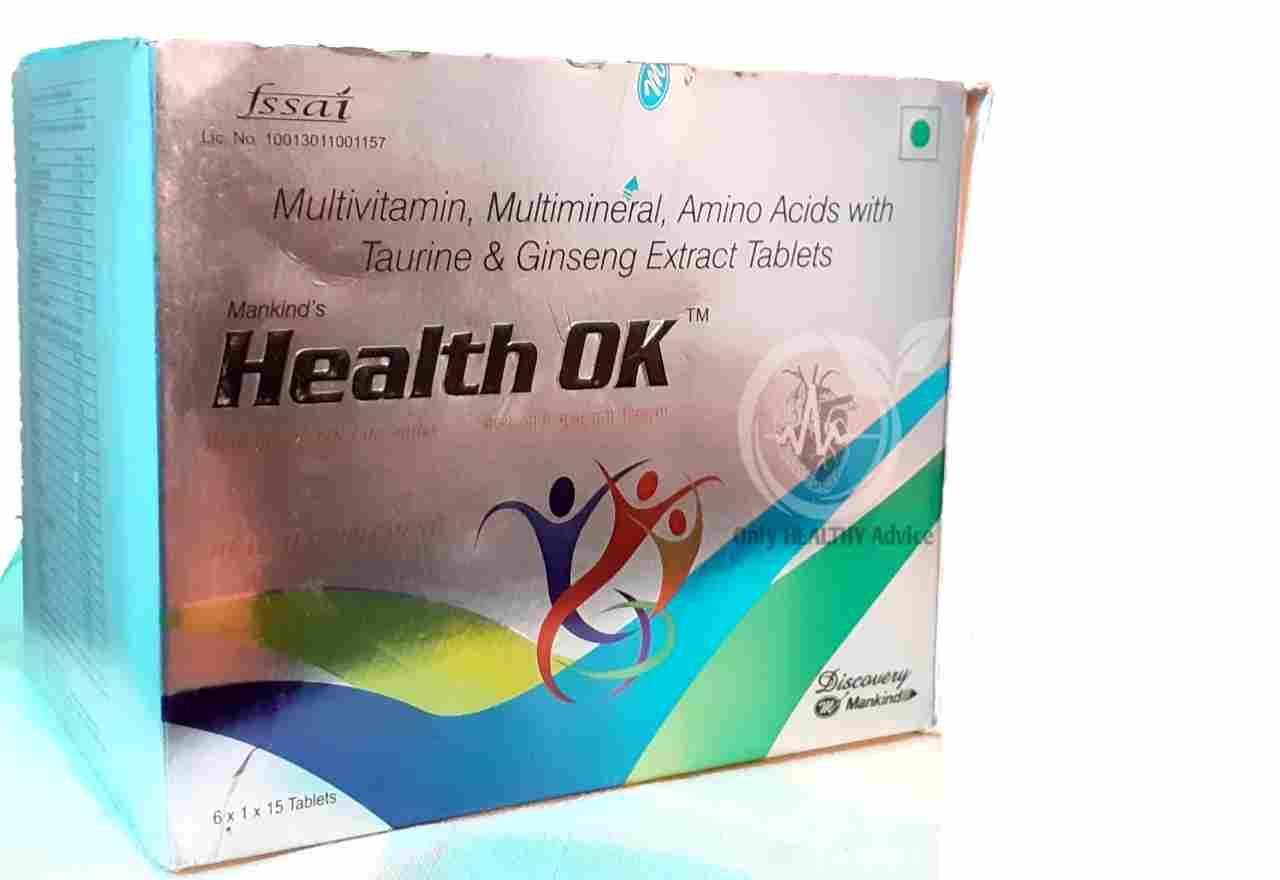 Health ok tablet