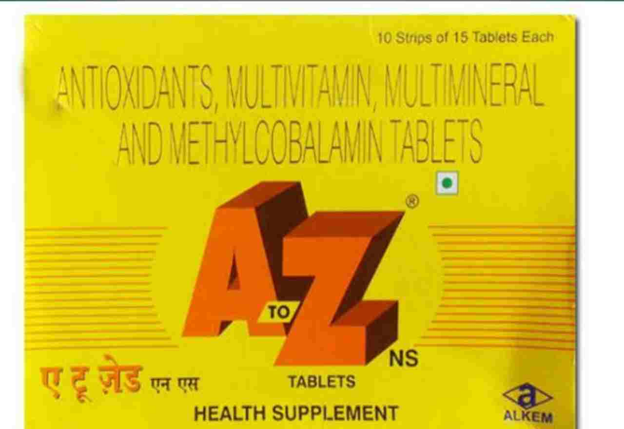 a to z tablet