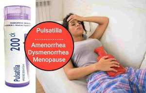 Pulsatilla homeopathic hindi