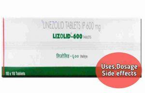 lizolid 600 tablet
