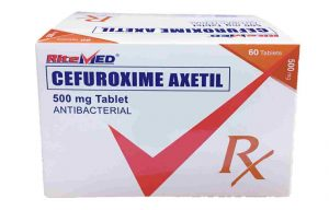 Cefuroxime axetil tablets
