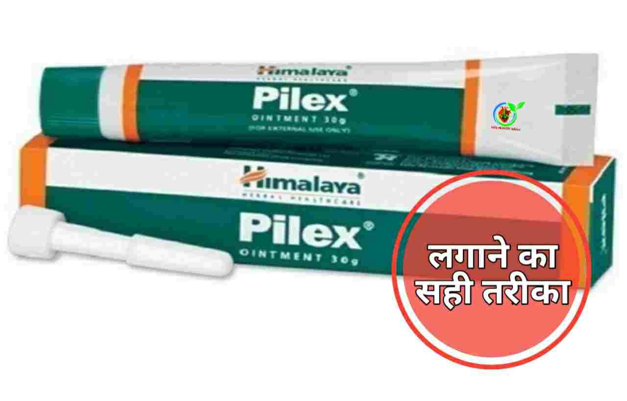 Himalaya Pilex Ointment Hindi
