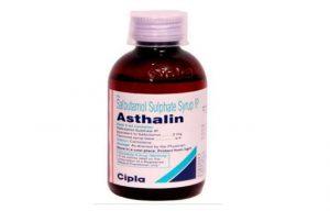 asthalin syrup