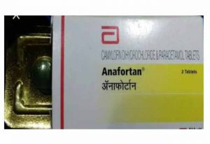 anafortan tablet
