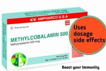 methylcobalamin in Hindi