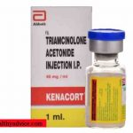 Kenacort injection in Hindi